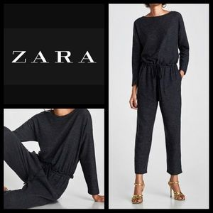 Zara soft touch jumpsuit